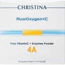 Пудра с энзимами и витамином С Флюроксиджен