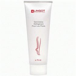 Активный охлаждающий крем-гель для ног Lingot