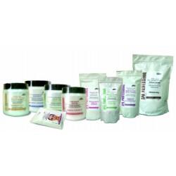 Массажное масло водорослевое для лица и тела Mila