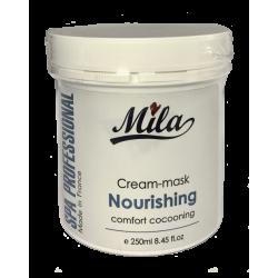 Маска кремовая питательная Mila