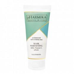 Отбеливающая маска с витамином С, АНА, арбутином pHarmika