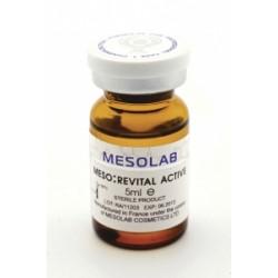 """Мезококтейль для восстановления и увлажнения кожи """"MESO REVITAL ACTIVE"""" (35+)"""
