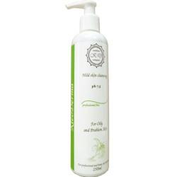 Очищающее молочко для жирной и проблемной кожи Mild skin cleansing рн 7,5