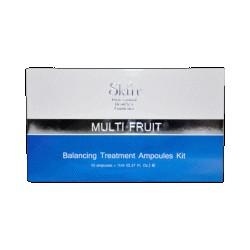 Лечебный концентрат для жирной кожи Multi Fruit Balancing Treatment Ampoules Kit