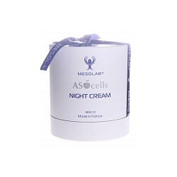 Крем ночной омолаживающий AS cells night cream
