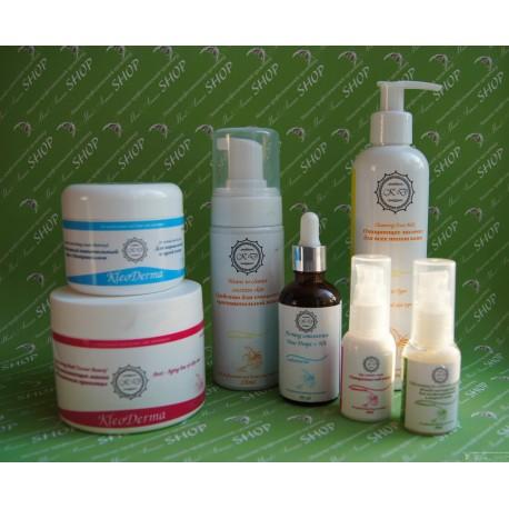 Серум для жирной кожи склонной к высыпвнию Sebo-Control serum