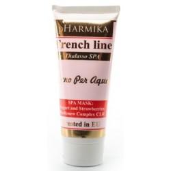 Маска йогурт с клубникой pHarmika